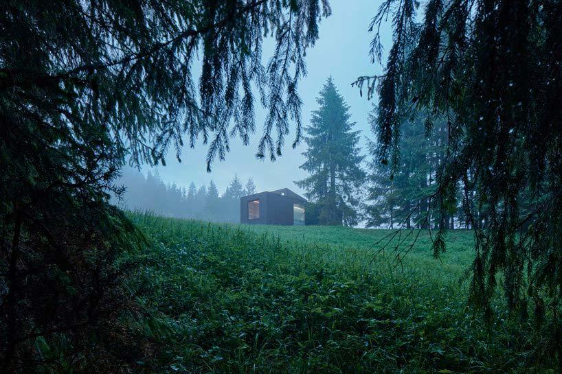 Дом без комнат от ARK Studio для безмятежной жизни