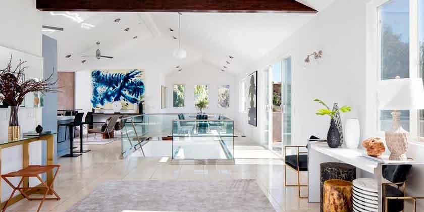 Билли Боб Торнтон продал дом в Малибу | фото и цена
