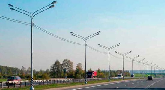 Опоры наружного освещения ОТ: конструкция, сфера применения