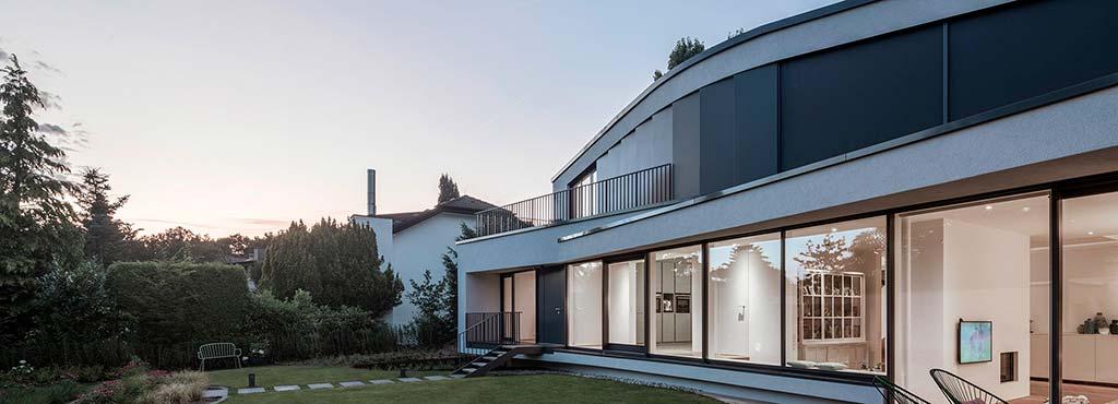 Загородный дом в окрестностях Франкфурта от One Fine Day