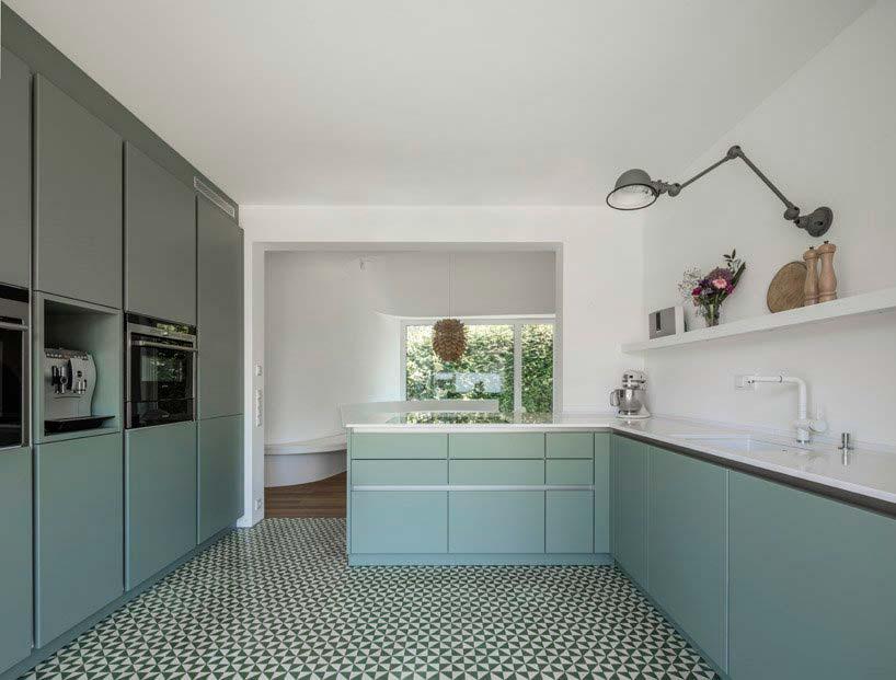 Дизайн интерьера кухни от One Fine Day