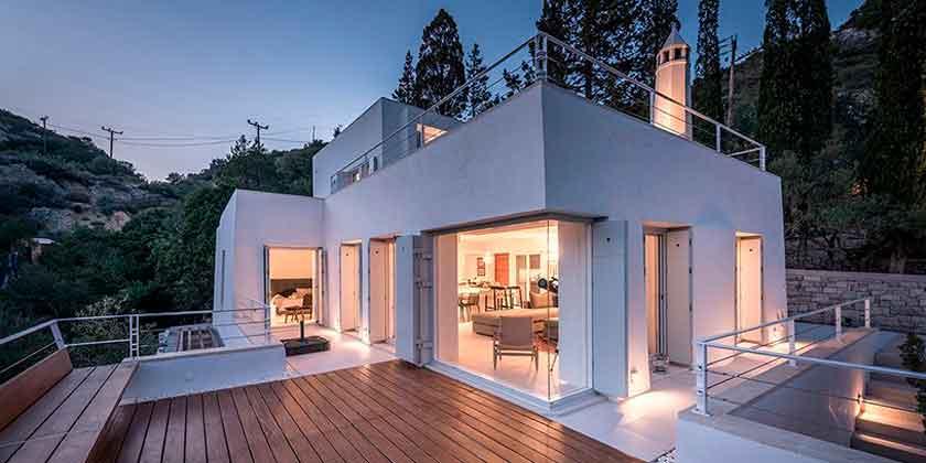 Цены на недвижимость греция