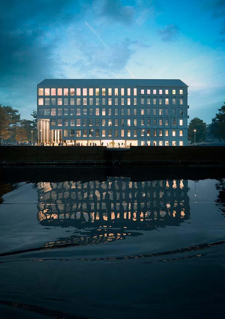 Здание Concordia Hub во Вроцлаве где базировались фашистские войска