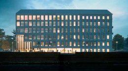MVRDV обновит здание во Вроцлаве, уцелевшее после войны