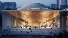 Бюро Захи Хадид построит Концертный зал Свердловской филармонии