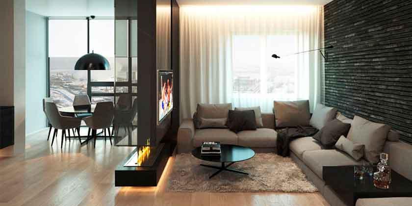 Квартира-студия: ТОП-5 главных преимуществ новой планировки