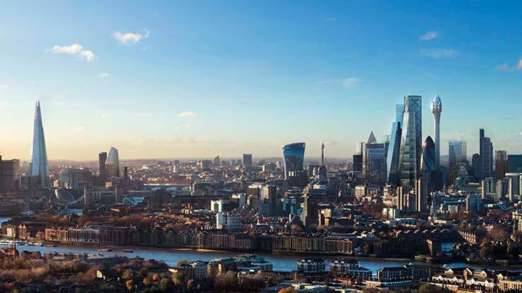 Башня-тюльпан высотой 300 метров для Лондона