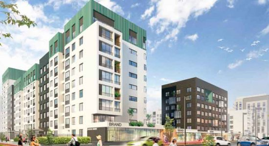 ЖК Форум Групп - квартиры новой планировки в Екатеринбурге