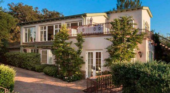 Ева Лонгория продает дом на холмах в Голливуде | фото, цена