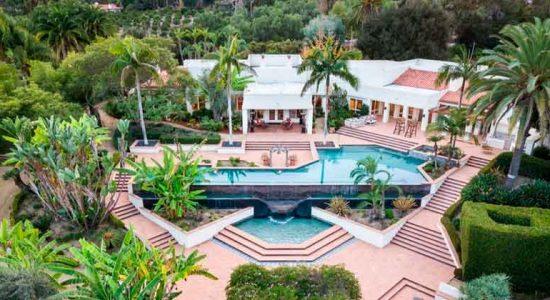 Дом основателя Taco Bell в Ранчо-Санта-Фе продают за $6 млн