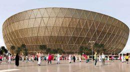 Фостер показал стадион на 90000 мест для ЧМ 2022 в Катаре | фото
