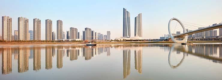 Небоскребы Zaha Hadid в Китае