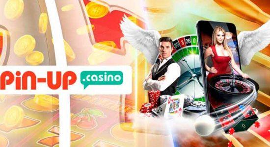 Pin Up Casino онлайн и Cosmolot. Вход через ruslots777.com