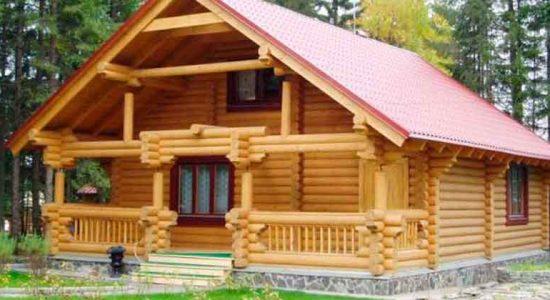 Деревянные бани: экологичность и доступность