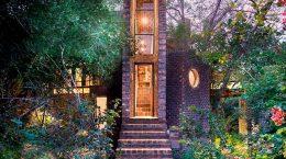 Как спрятать дом в лесу? Пример от Frankie Pappas | фото