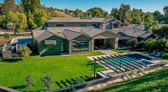 Актриса Крис Дженнер продала дом в Хидден-Хилс   фото и цена