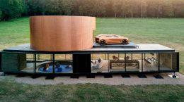 Дом-трансформер House 33 от Marchi Architectes | фото