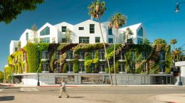 GardenHouse - жилой комплекс в Лос-Анджелесе от MAD Architects