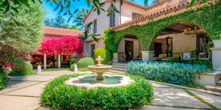 Миллиардер Питер Сперлинг продал дом | фото, цена