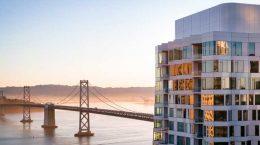 В Сан-Франциско построена винтовая башня Mira   фото