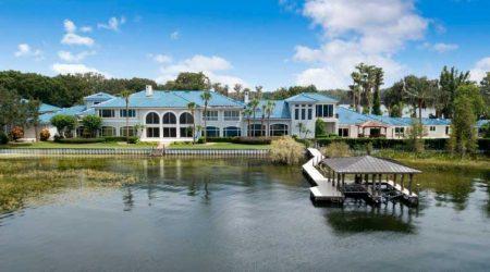 Шакил О'Нил снизил цену за свой дом во Флориде на 30%   фото