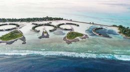 ARCO предлагает плавающий жилой комплекс на островах Кирибати