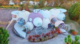 Уникальный пузырчатый дом продается в Австралии | фото, цена