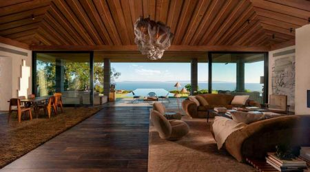Эллен Дедженерес и Порша Де Росси продают дом в Монтесито | цена, фото