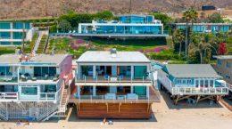 Мэттью Перри продаёт пляжный дом в Малибу за $14 млн | фото