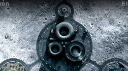 BIG готовит проект лунной обитаемой станции для NASA | скетчи