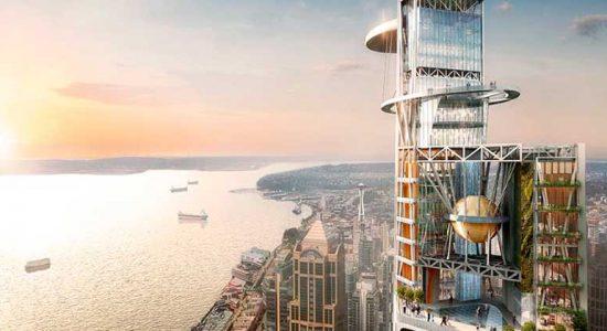 3MIX подготовила концептуальный пост-пандемический небоскрёб