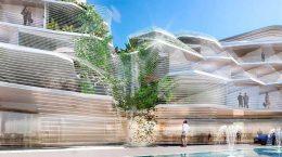Fuksas Studio готовит пятизвёздочный отель для Французской Ривьеры