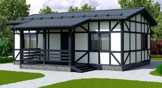 Загородный дом под ключ за 30 дней. Предложение от Ленстройдом