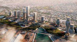 В Салониках могут построить бизнес-кластер с 10 башнями | фото