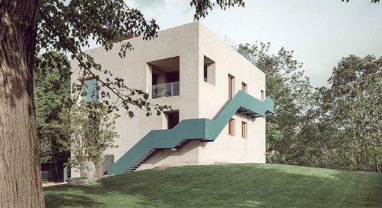 Реставрация дома из 60-х в Италии от Archisbang Associati | фото