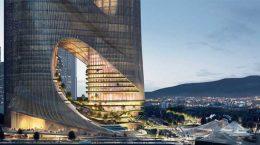 ZHA построит небоскрёб Tower C в заливе Шэньчжэня | фото