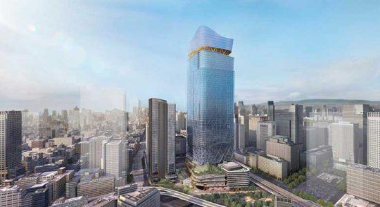 Сосукэ Фудзимото построит самый высокий небоскрёб Японии