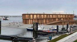 В Нидерландах построят Центр всемирного наследия Ваттового моря