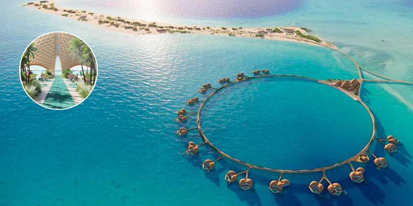 Foster + Partners построит элитный отель в Красном море