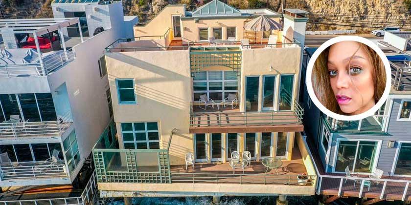 Тайра Бэнкс купила пляжный дом в Малибу. Цена и фото