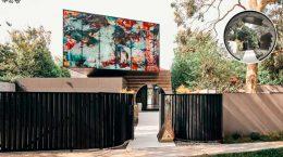 Дом как художественная галерея от Билли Кавеллариса | фото