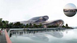 Жан Нувель построит Оперный театр в Шэньчжэне   фото, инфо