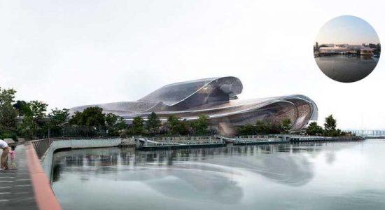 Жан Нувель построит Оперный театр в Шэньчжэне | фото, инфо