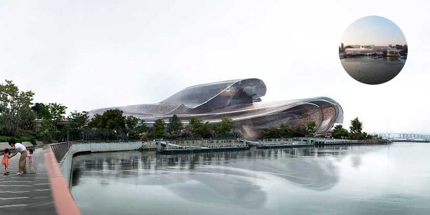Жан Нувель построит Оперный театр в Шэньчжэне