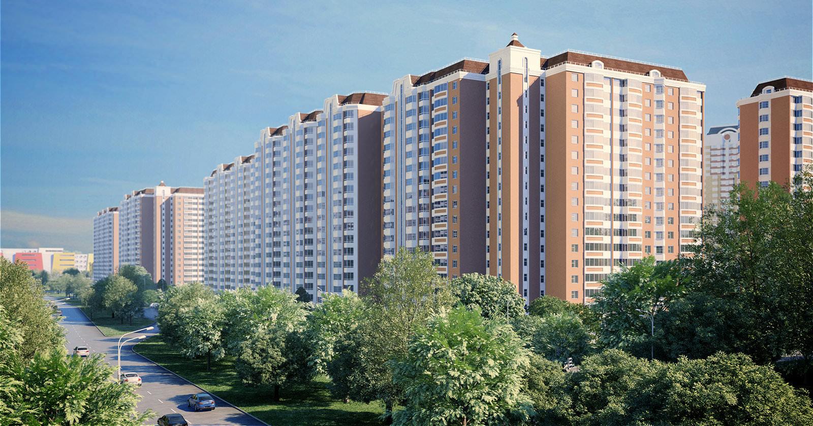 Сбербанк начал ипотечное кредитование в новостройках ЖК «Некрасовка-Парк»