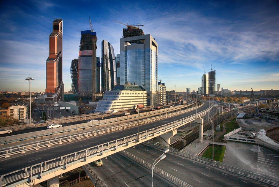 В «Северной башне» делового центра «Москва-Сити» началась сдача офисов в аренду