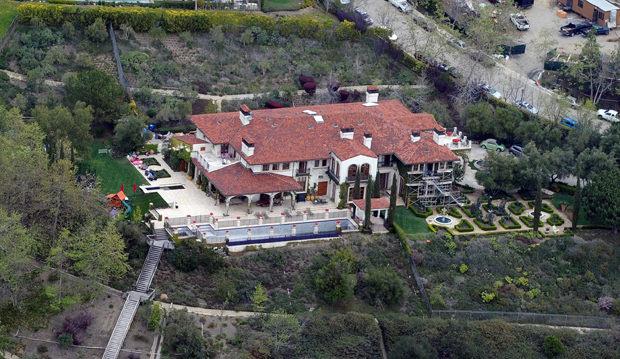 Супермодель Хайди Клум продаёт свой особняк за $25 млн