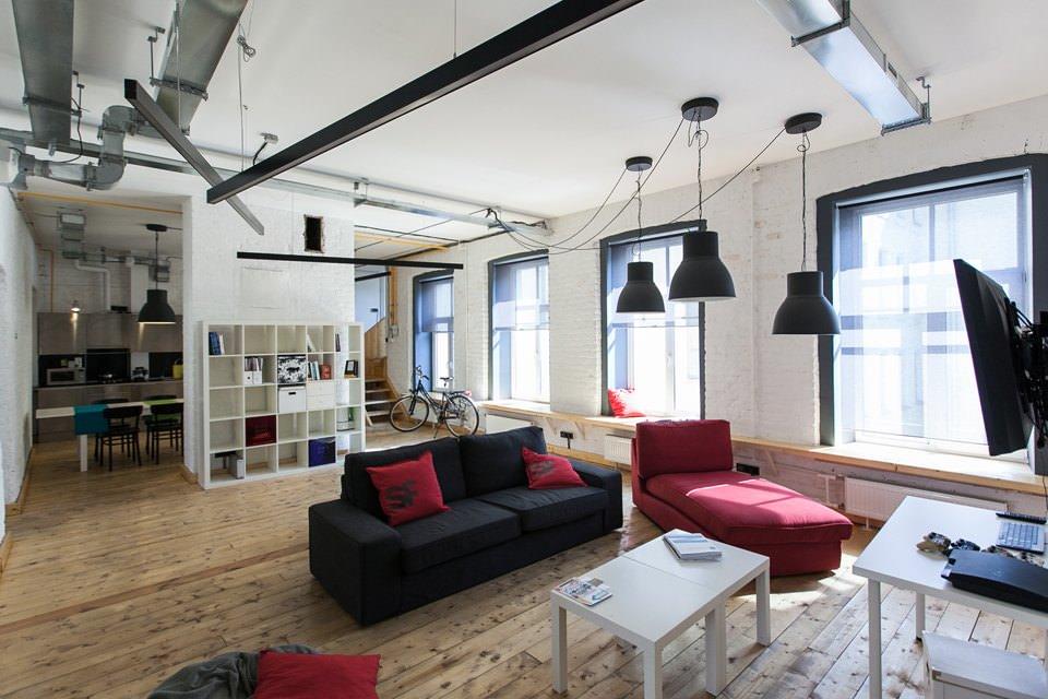 Офис IT-компании от DA architects