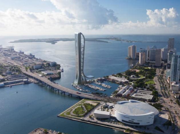 Небоскреб SkyRise Miami