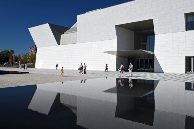 В Торонто введен в эксплуатацию Музей Ага Хана